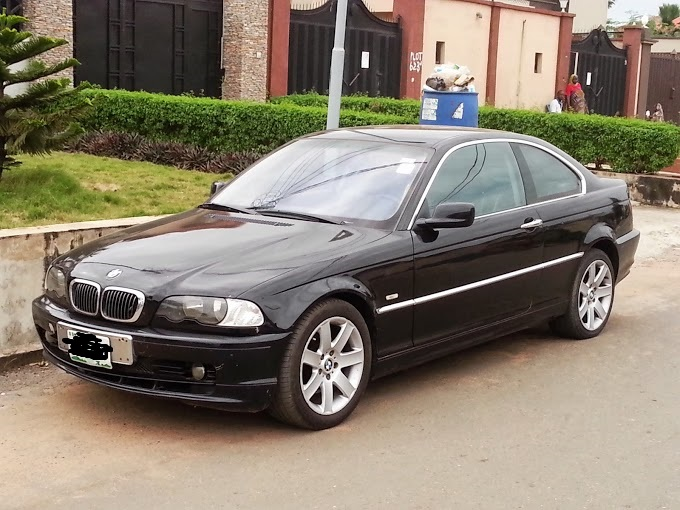 Bmw 325ci e46 repairs and maintenance car talk nigeria for Chrome line exterieur bmw