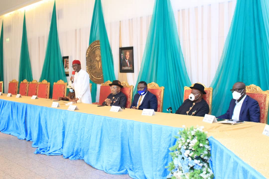 Outrage As Presidential Delegation Abandons South South - Politics - Nigeria
