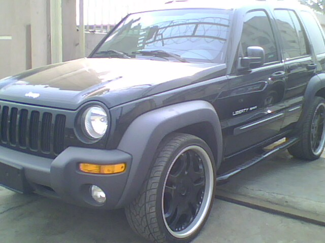 See What Iu0027m Talking About! Re: 2003 Jeep Liberty Sport.
