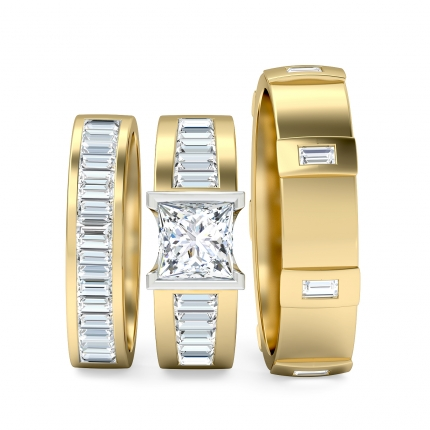 18k Gold Wedding Rings At A Good Price 08185264049 BBpin 2AEA5B3B