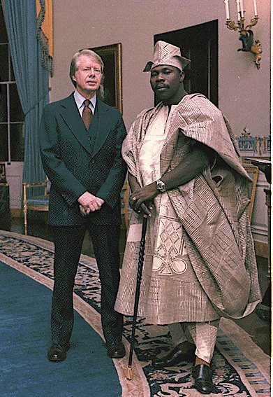 jimmy carter oval office. Handsome Obasanjo And Jimmy Carter In The Oval Office(pic) - Politics Nigeria Office