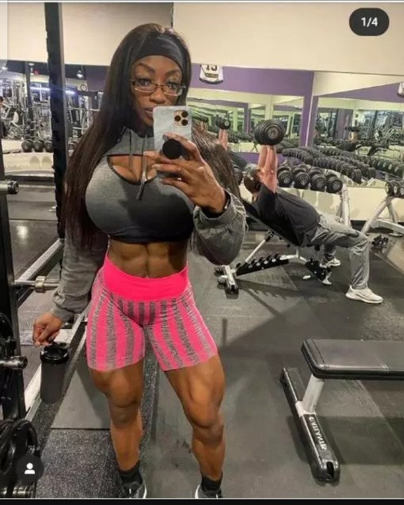 Can You Date Or Marry Her?:meet Black Beautiful Female