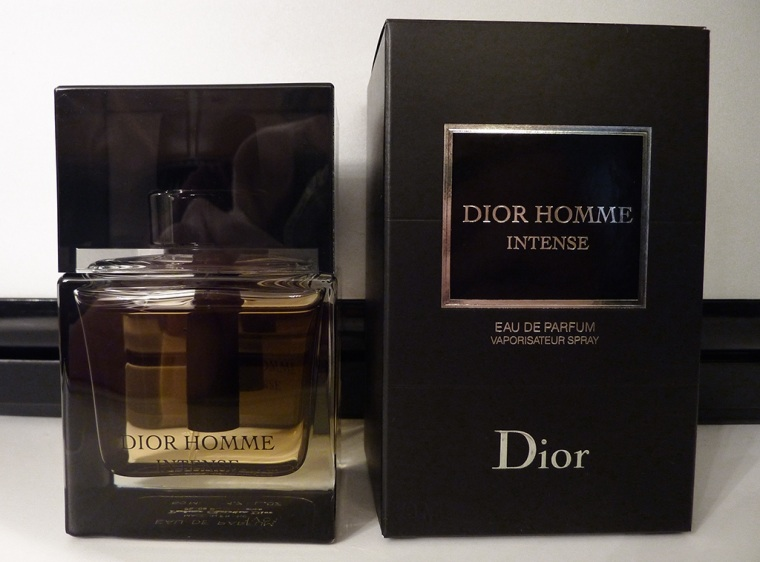 Dior Homme Intense The Night Out Master Piece For Real