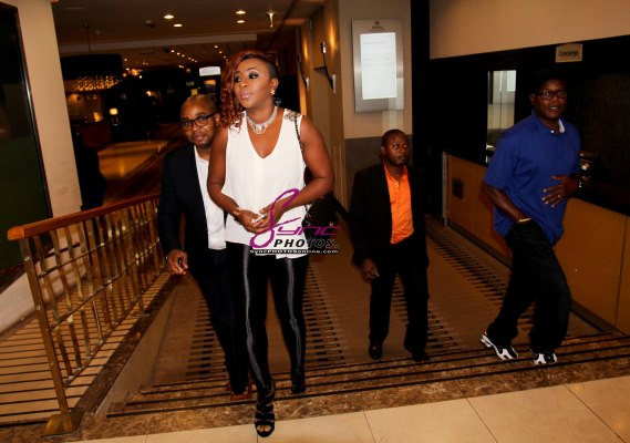 In London On A Dinner Outing Pics Below More Http Xmoentertainment Blo 2017 08 Photos From Ini Edo Hubby Vacation Html