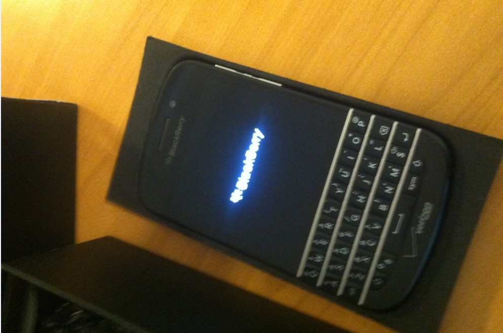 SOLD OUT! US Used Unlocked Blackberry Q10 Verizon And At&t