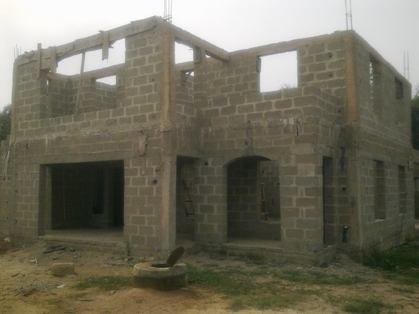 Brabus diy weekend projects properties 2 nigeria for Cost to build a duplex house