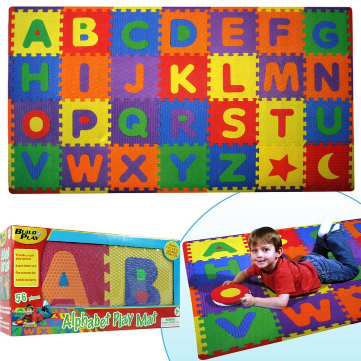 by and play small childre mat non exercise toxic children puzzle piece multi eva foam alphabet mats color numbers chuanyue
