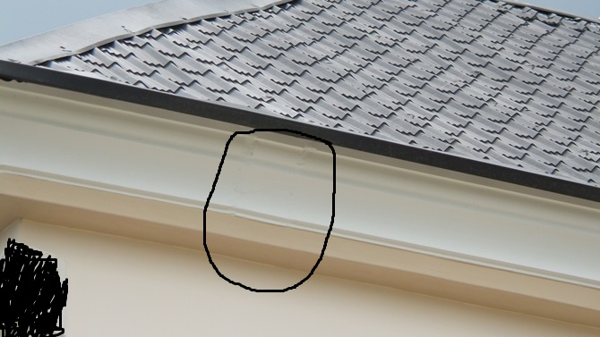 Parapet Concrete Fascia And Other Roofing Styles