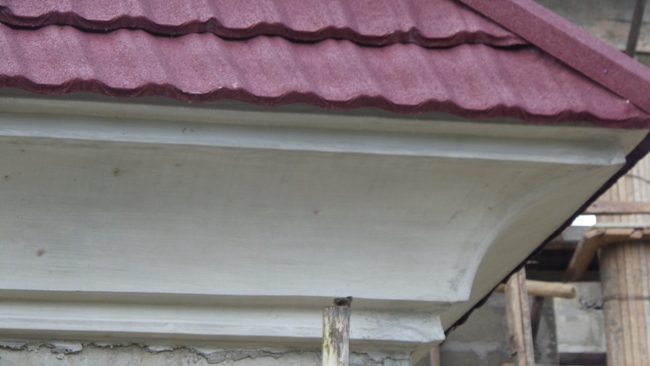 Parapet Concrete Fascia And Other Roofing Styles Properties 3 Nigeria