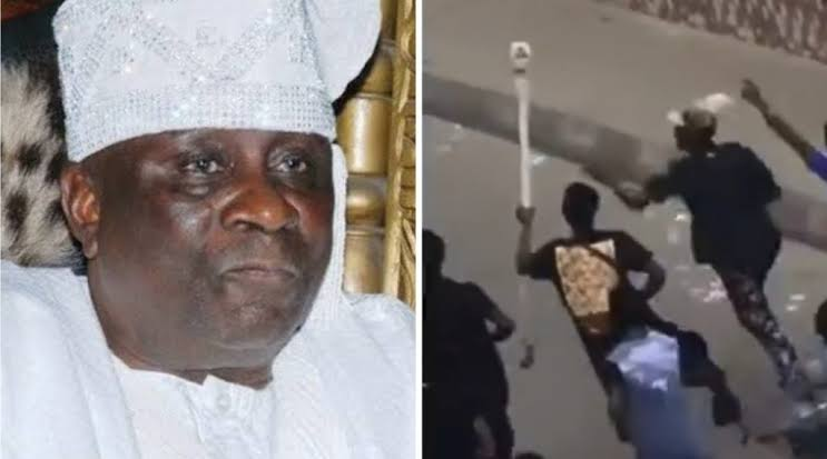 Gunmen attack traditional rulers palace in Benue - Kartia