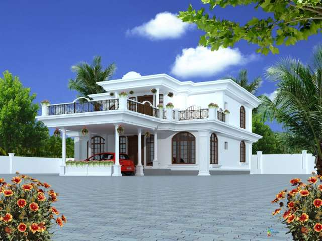 Archetect builder modern house designs with pictures and for Modern house price