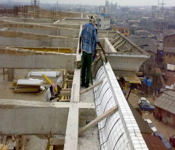 Parapet Concrete Fascia And Other Roofing Styles Properties 4 Nigeria