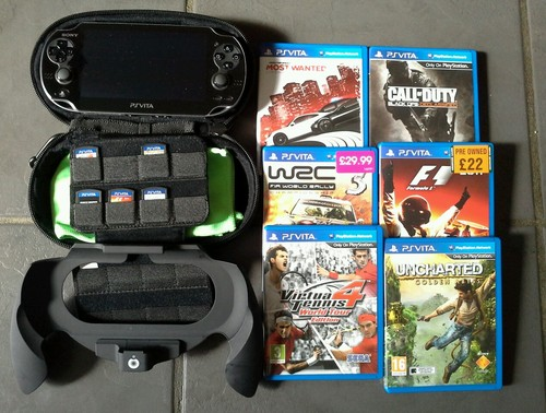 Playstation Vita Gta 5 : Learning and knowing more about the ps vita gaming nigeria