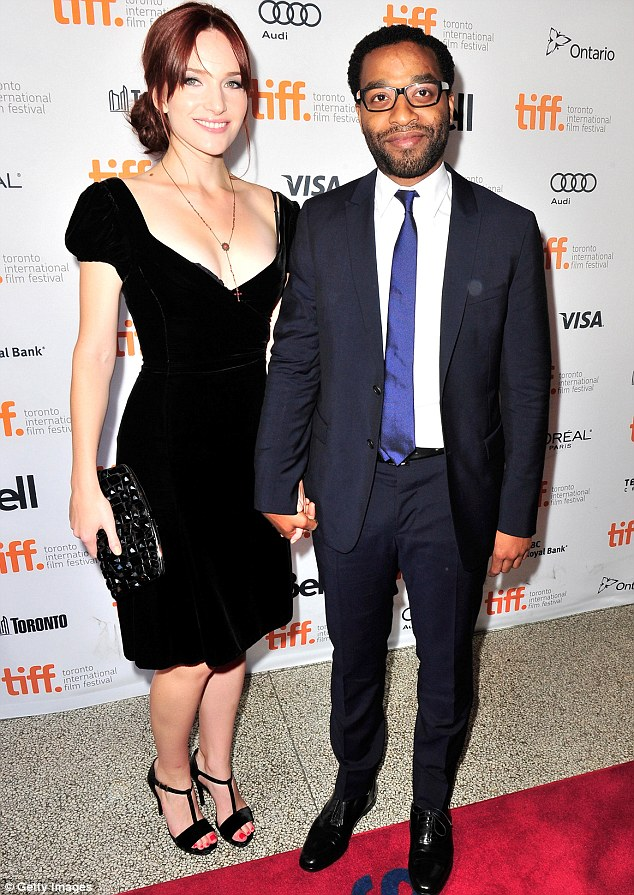 Chiwetel Ejiofor arrives at Ischia Film Festival after ... |Chiwetel Ejiofor Married