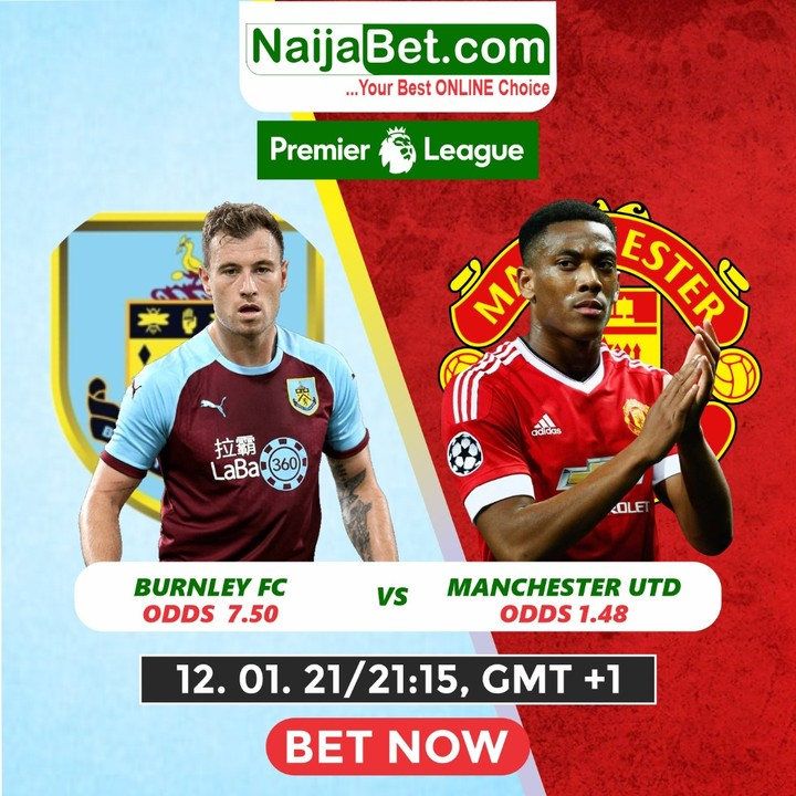Burnley Vs Manchester United - Sports - Nigeria