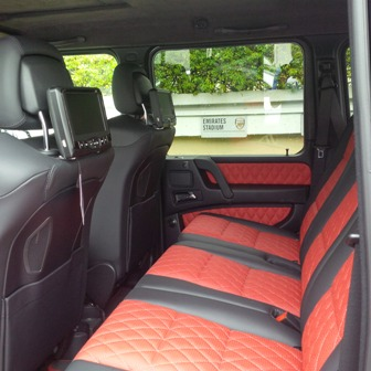 Brand New 2013 Mercedes Benz G63 Amg With Red Leather Interior Autos Nigeria