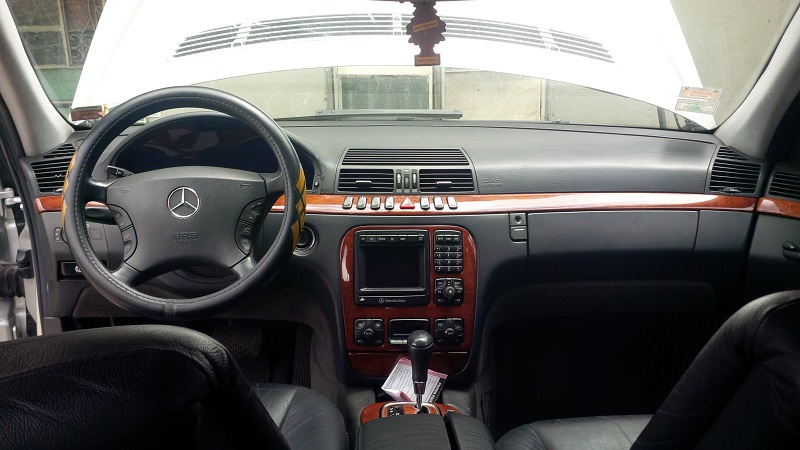 Re: Very Clean Reg Mercedes Benz S500 2001 Model For  Sale#Sold!Sold!!Sold!!! By Jarnik: 11:01am On Sep 13, 2013