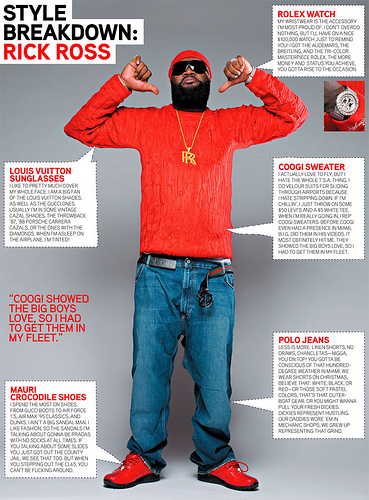 PICTURES: Rick Ross Lose A Lot of Weight - Celebrities ...