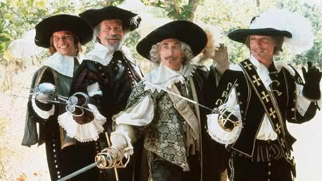 The Three Musketeers Essay Topics & Writing Assignments