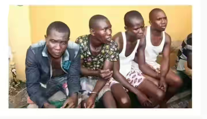 Woman Gang-Raped By Her Son and His Four Friends in Enugu