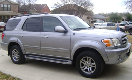 toyota sequoia 2004 jeep for sale at a good price autos nigeria. Black Bedroom Furniture Sets. Home Design Ideas