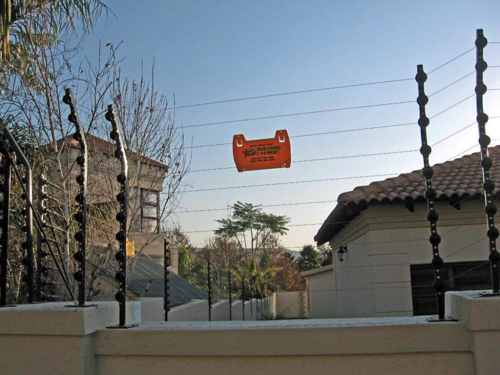 Protect Your Home With The New Electric Perimeter Fence Adverts