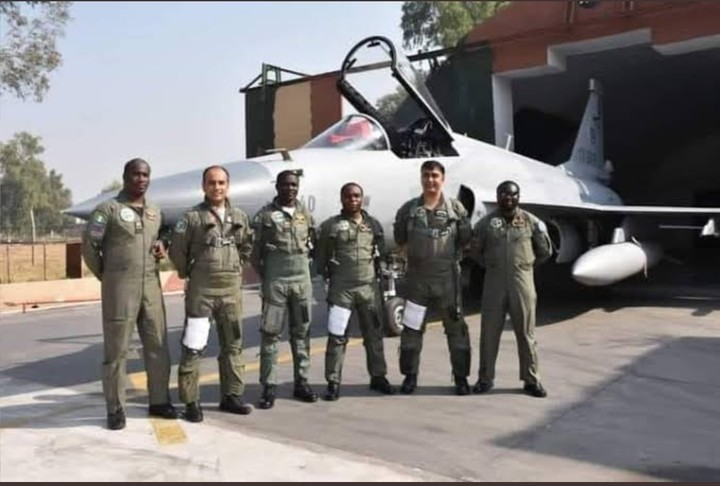 Nigeria To Take Delivery Of The First Batch Of JF-17 2