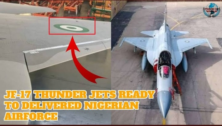Nigeria To Take Delivery Of The First Batch Of JF-17