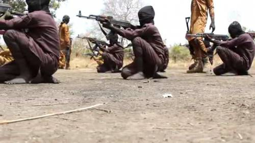 Boko Haram Trains Next Generation Of Fighters In New Video
