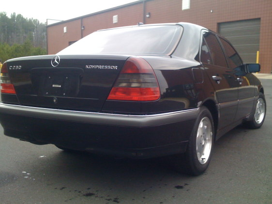 Price: Make An Offer,P.S When Making An Offer Shipping Should Be  Included.Highest Bidder Buys The Car. Re: 2000 Mercedes Benz C230 Kompressor  ...