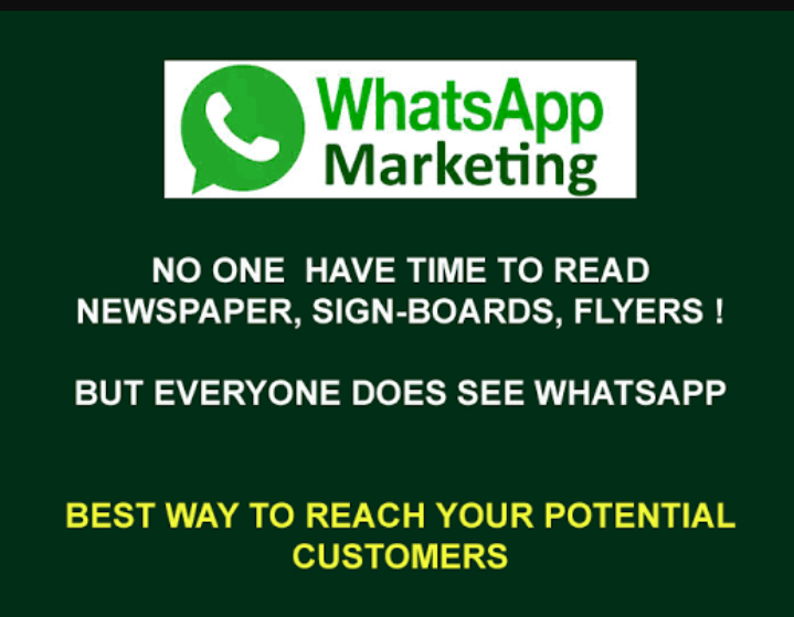 Over 20k Active Nigeria Whatsapp Numbers Database Available For..... -  Business - Nigeria