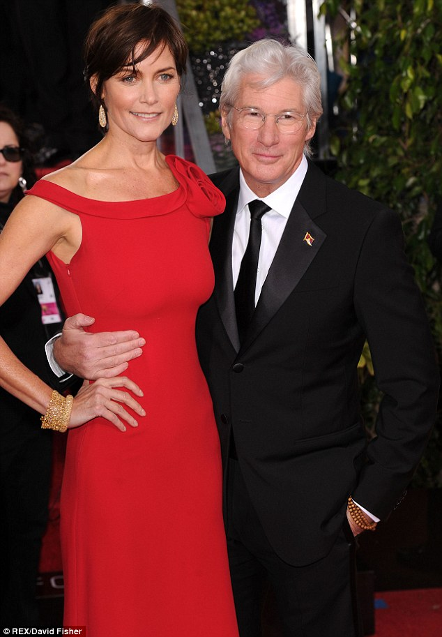 Richard Gere & Wife Of 11 Yrs Set For Divorce Due ...Richard Gere 2013 Wife