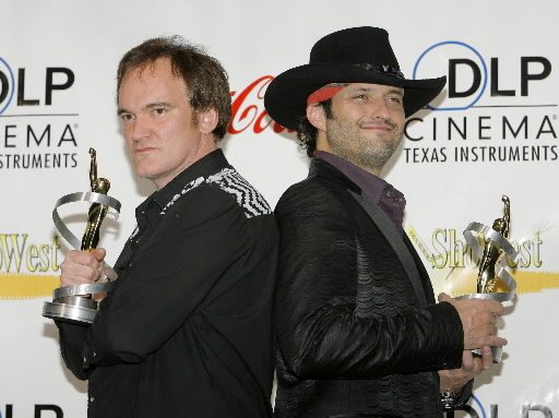 quentin tarantino and robert rodriguez relationship