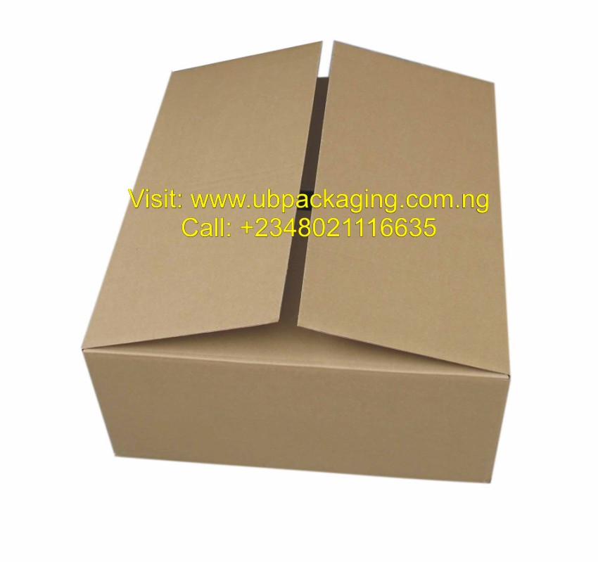 get corrugated carton boxes to package your products - adverts