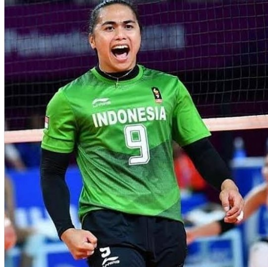 Indonesian Female Volleyball Player Confirmed To Actually Be A Man After 28 Years