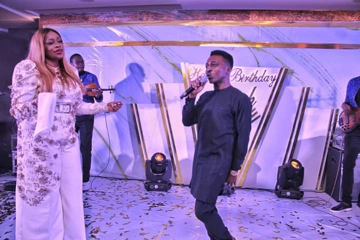 See Photos From Sinach's 48th Birthday Party