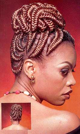 The Hair Gallery For Short Natural Weave Or Braids Fashion 3