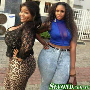 Re Picture Of Cossy Orjiakors Kid Sister By Philipadesolam 438pm On Oct 06 2013