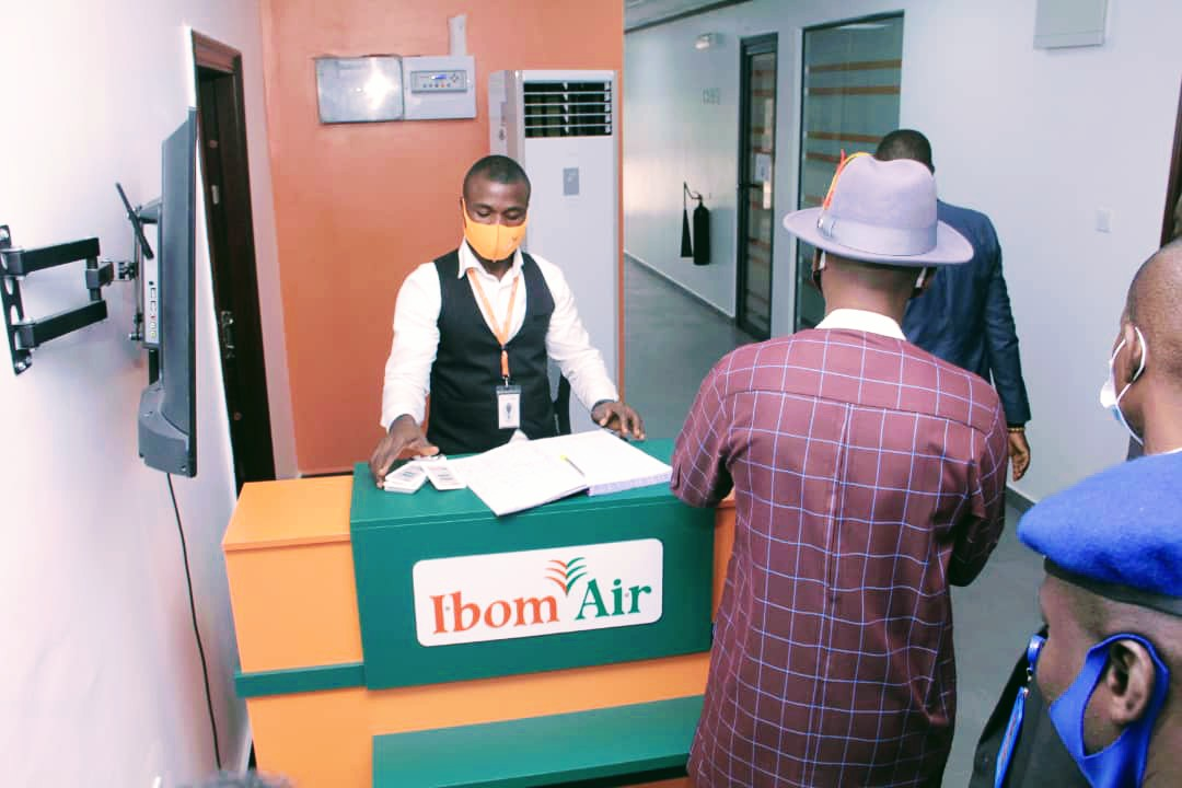 BAYELSA OPENS PARTNERSHIP NEGOTIATIONS WITH IBOM-AIR OVER COMMERCIAL FLIGHTS