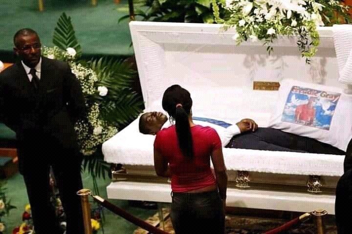 Pictures From The Burial Of Pastor Dare Adeboye