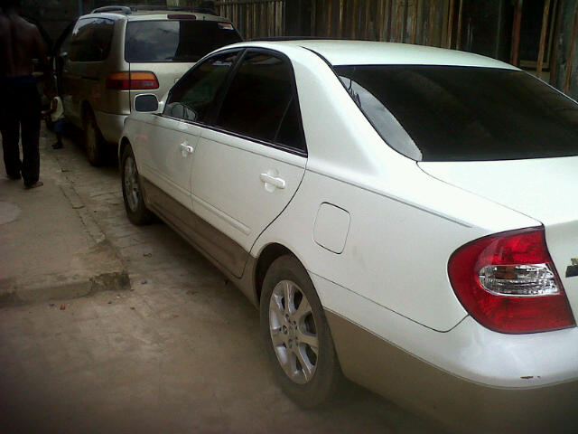 2004 toyota camry limited edition 1 5m autos nigeria. Black Bedroom Furniture Sets. Home Design Ideas