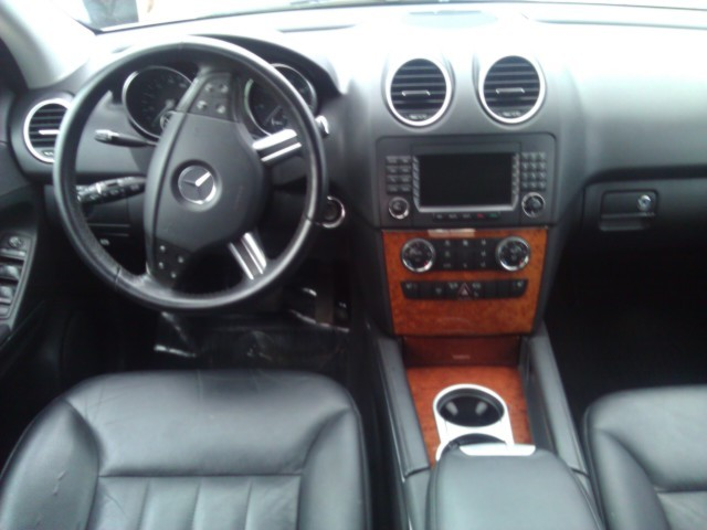 Tokunbo 2006 Mercedes Benz Ml350 4matic Autos Nigeria