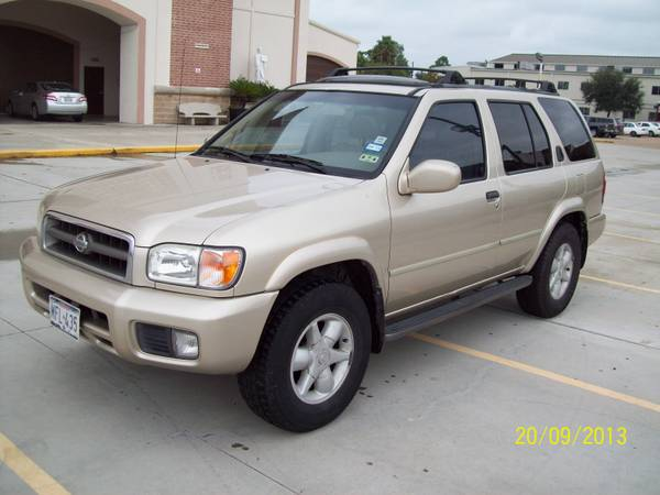 Lovely This Unit Is Under Going Inspection By Our Contact In The US Presently. Re: 2001  Nissan Pathfinder LE ...