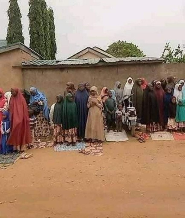 Zaria Residents Sacrifice 2 Rams While Praying Against Incessant Kidnapping
