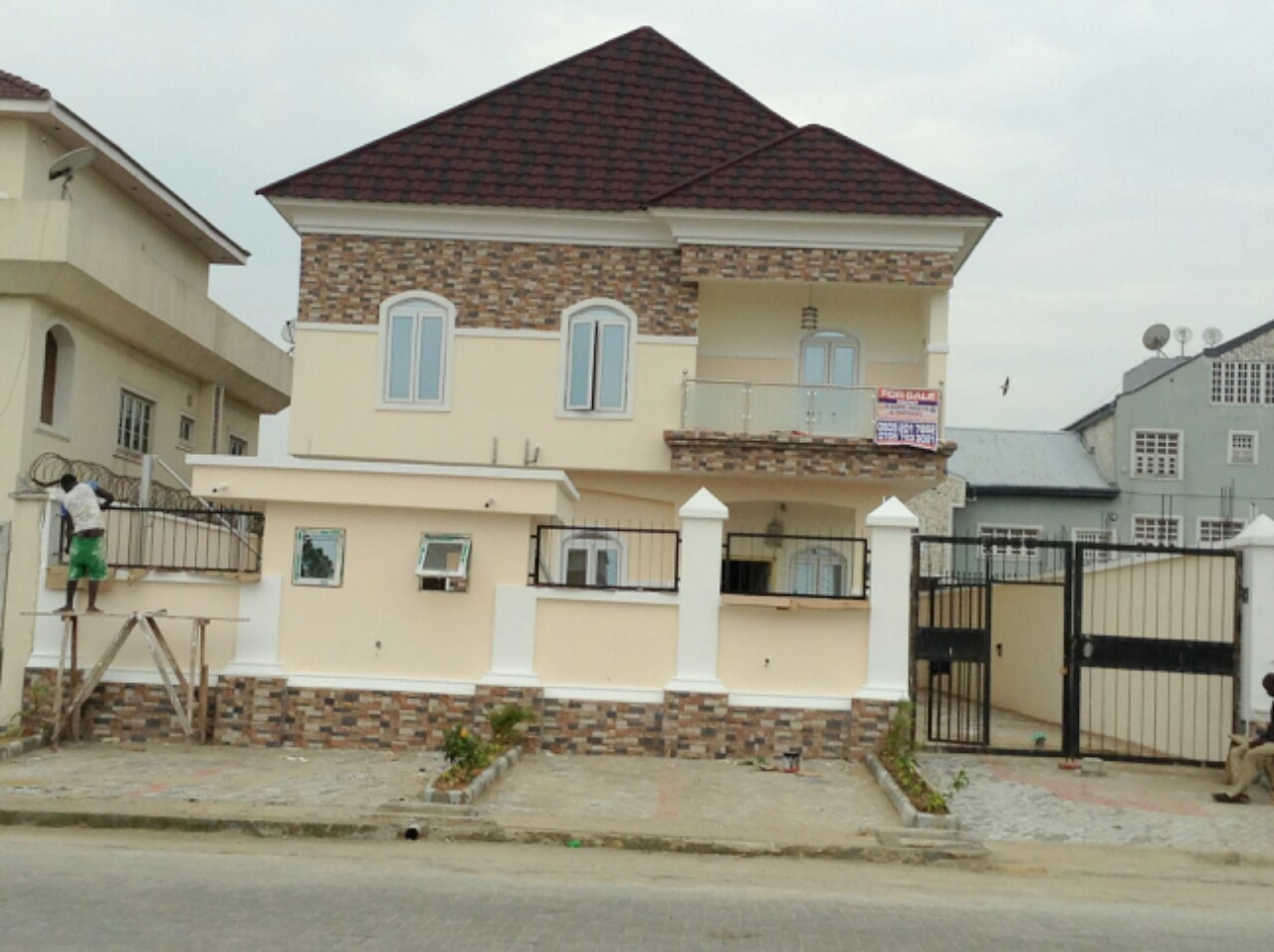 Are You A Big Boy Then Buy This Lekki House Properties