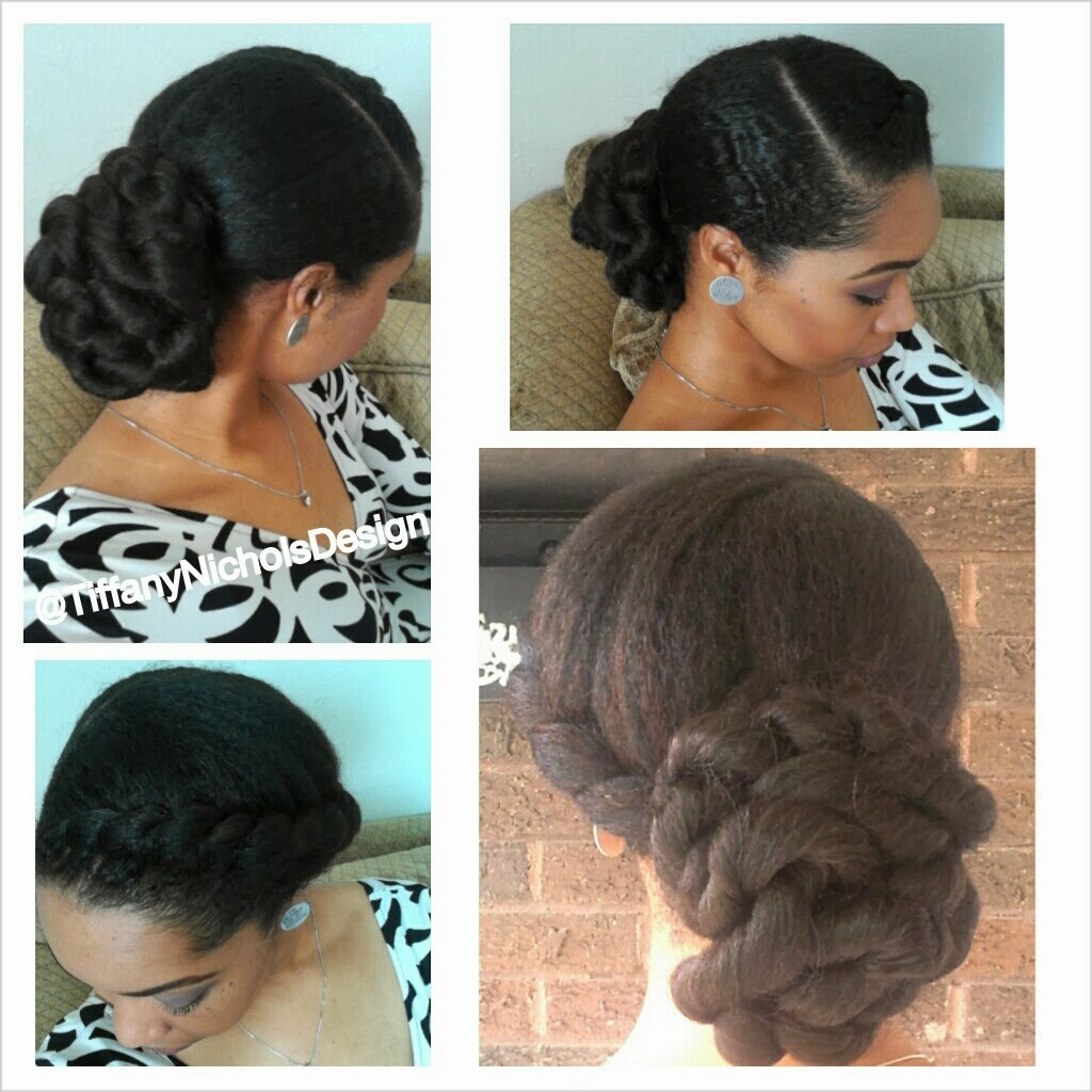 Natural Hairstyles For Wedding Day: Wedding Hairstyles Gallery For Natural Hair