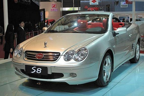 Pictures Of Chinese Automobiles Copied From Other Brands