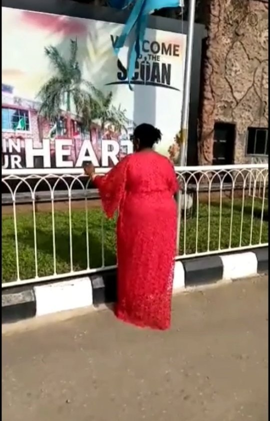 Rita Edochie Visits SCOAN To Pay Her Last Tribute To Late Prophet TB Joshua