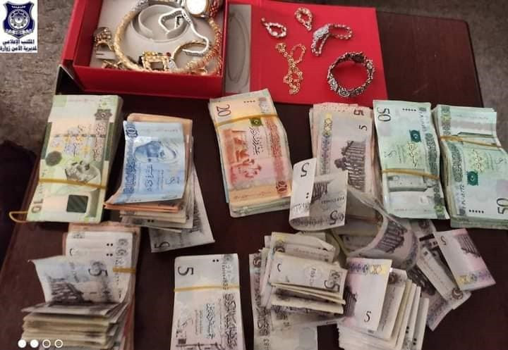 2 Nigerian Housemaids Arrested For Stealing Employers' Money and Jewelry In Libya