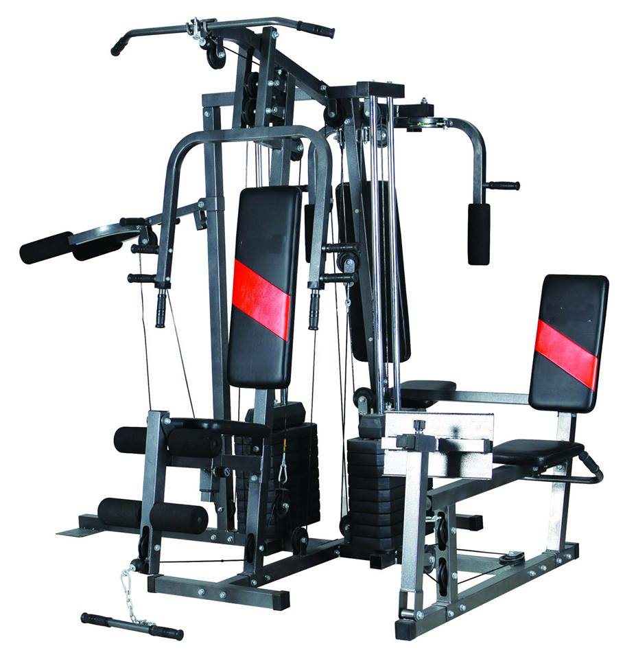 Brand new multi station home commercial gym
